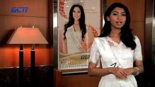 Mentari Gantina Putri for Miss Indonesia 2015
