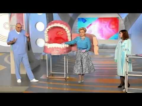 Как лечить язвочки во рту