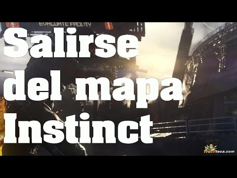 Call of Duty: Advanced Warfare - Truco (Glitch/Bug): Como Salir del Mapa en Instinct - Trucos