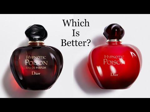 Dior Hypnotic Poison EDP Eau De Parfum VS. Hypnotic Poison EDT | Perfume Review