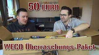 LEGENDE für 50€   WECO ÜBERRASCHUNGS-PAKET   Lohnt es sich?   Pyroteam_Store