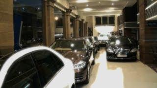 Mercedes Benz Showroom, Mumbai