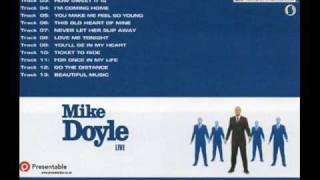 Mike Doyle Live