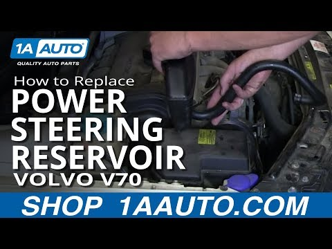 Used Power Steering Reservoir - Used Parts Network
