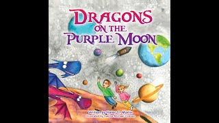 New bestseller: Dragons on the Purple Moon by Peter Martin