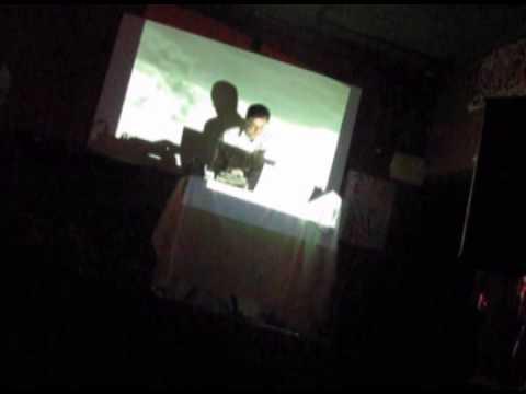 EKM - Infinite Suns, Exploding (live at APK)