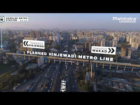 3D Tour of Mahindra Happinest Tathawade