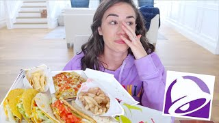 My Religious Background - Taco Bell MUKBANG