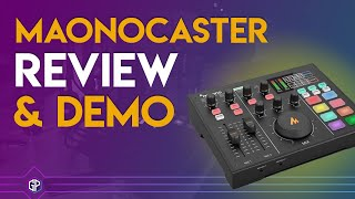 Maonocaster Review | Portable Podcasting & Live Streaming Production Studio Made Simple (And Cheep!)