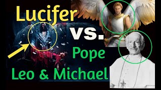 St. Michael Archangel & Story Of Lucifer's Fall - St. Michael Prayer