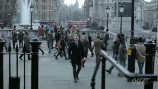 Skyfall - London Videoblog
