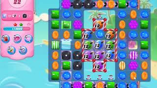 Candy Crush Saga Level 4217 NO BOOSTERS