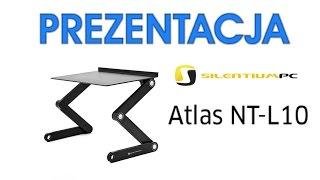 Unboxing Stolika SilentiumPC Atlas NT-L10 - HardPC TV #119
