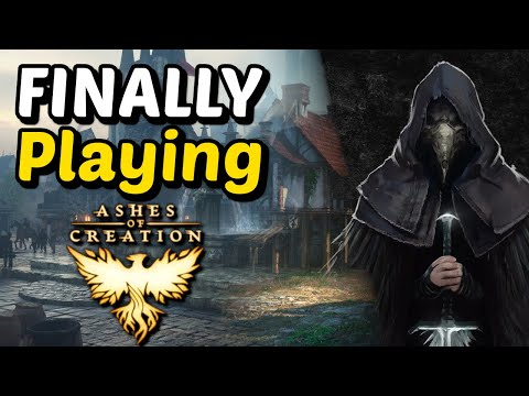 Ashes of Creation – The Most Hyped Upcoming MMORPG