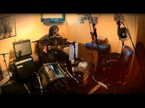 Dirty Deep teaser recording session 2012