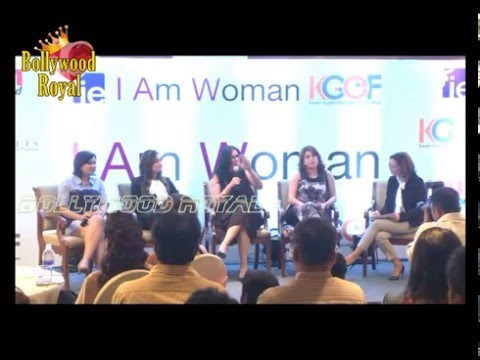 IE Business School & Karan Gupta Education Foundation Hosts 'I AM WOMAN'-4