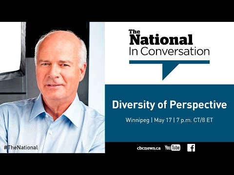 The National In Conversation: Diversity of Perspective
