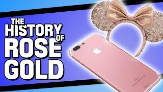 A Brief History of Rose Gold