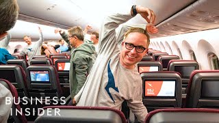 What It's Like To Test The World's Longest Flight