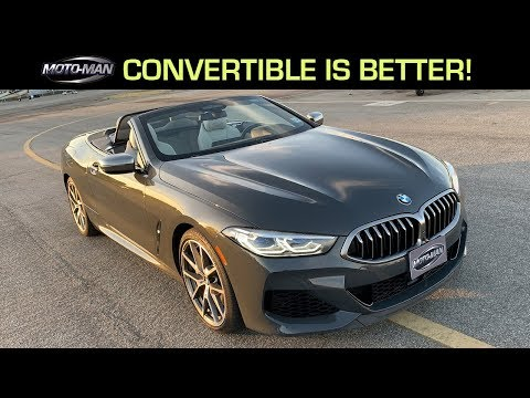 External Review Video dl5c6EUTUzk for BMW 8 Series Convertible (G14)