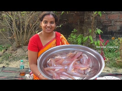 Amudi Mach r Jhal | Cheap But Delicious Bengali Fish Recipe | Best Indian Village Food
