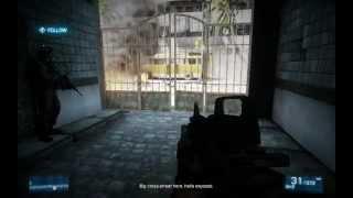 Battlefield 3™ Gameplay - HD 6670
