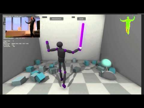 Unite 2014 - Life after Kinect