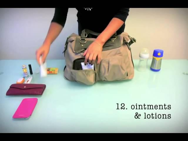TWELVElittle Satchel Diaper Bags
