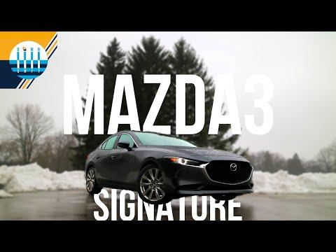 2020 Mazda 3 Signature - Sedan