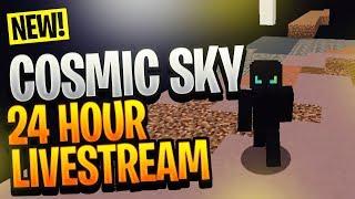 COSMIC SKY RELEASE 24 HOUR V3 LIVESTREAM   COSMIC SKY   COME WATCH!🔴 cosmicsky.com