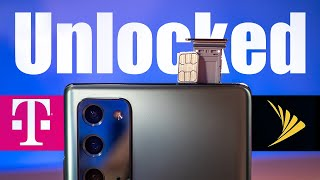 How to Activate Your Unlocked Samsung Phone on T-Mobile/Sprint