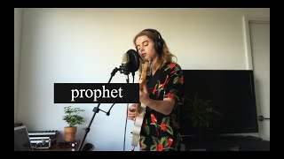 Prophet   King Princess (cover By Emma Beckett)