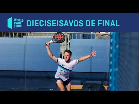 Resumen Dieciseisavos 4 Valladolid Master 2019 | World Padel Tour