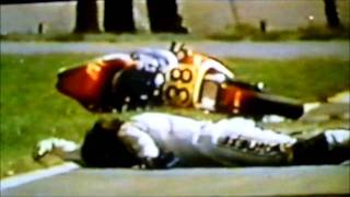 Horrirfic Motorbike Crash - F. Uncini