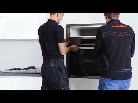 Встроенная печь кухни Line-N