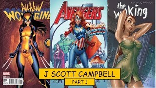 J SCOTT CAMPBELL Collection PART 1