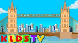 London Bridge Is Falling Down | Nursery Rhyme For Kids | Video For Toddlers By Kids Tv
