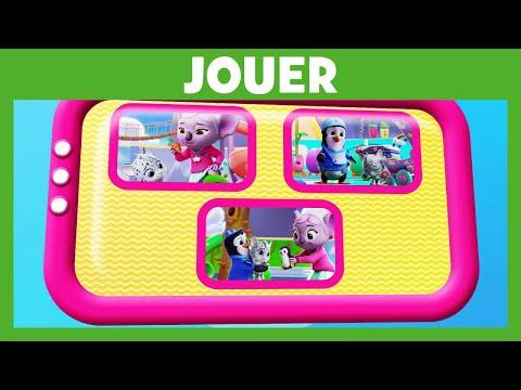 T.O.T.S - Jeu interactif : Pipou et Freddy s'occupent des bébés animaux