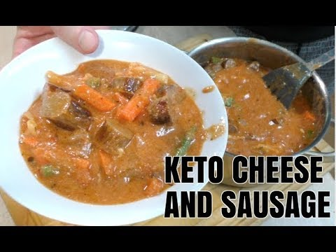 Is This a Keto Cheese and Sausage Dinner Recipe?  Greg's Kitchen