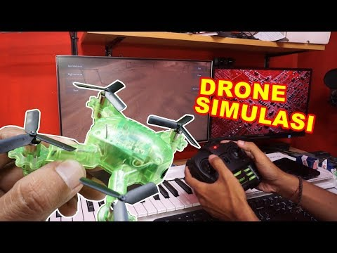 Small racing fpv drone with a lot of feature.