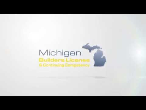 Michigan Builders License: Gain Your Independence