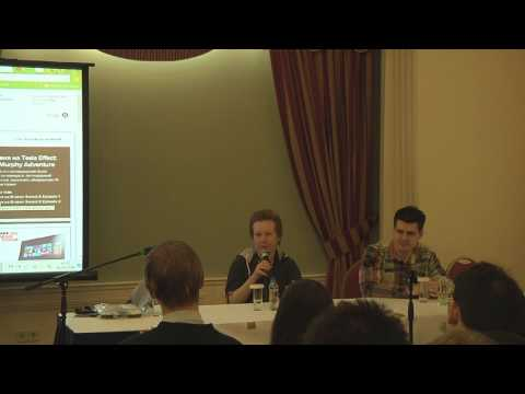 Круглый стол «Игровые медиа: предложения по эксплуатации для разработчиков» (DevGAMM Moscow 2014)