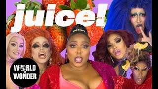 Lizzo   JUICE Music Video Feat. RuPaul's Drag Race Queens