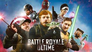 BATTLE ROYALE ULTIME !  ft. Amixem et Math