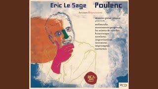 Suite pour piano, FP 19: II. Andante