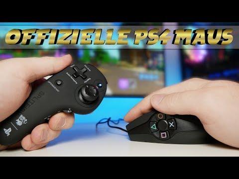 BESSER als JEDER Controller ?! NEUE Ps4 Maus & Chuck | SplitFish FragFX Piranha offiziell lizenziert