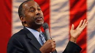 Ben Carson: I Was Just Joking About China Invading Syria!