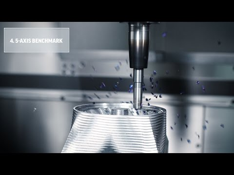 7 reasons for a Hermle - 5-AXIS-BENCHMARK