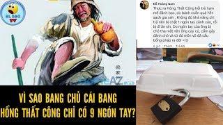 Top comments- Vì sao bang chủ cái bang Hồng Thất Công chỉ có 9 ngón tay - phần 73