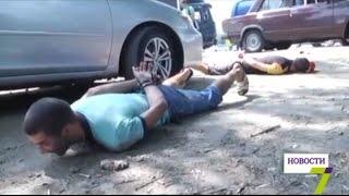 В Одессе в районе «Двух столбов» поймали банду домушников